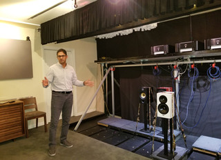 A Visit To Harman Academy, Home of Revel, JBL Synthesis, Lexicon, Mark Levinson and More!