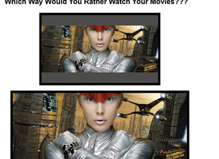 How to Get Rid of Black Bars on Movies (and why they are there to begin with)