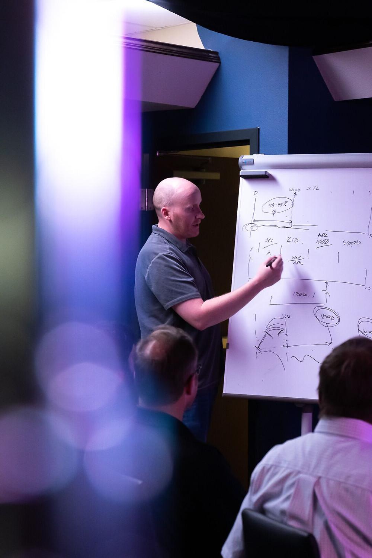 Kris Deering Explaining Tone Mapping