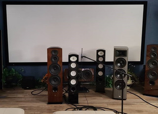 """HOW TO PROPERLY COMPARE SPEAKERS - A Controlled """"Shootout"""" of New Speaker Models from Revel and JBL"""