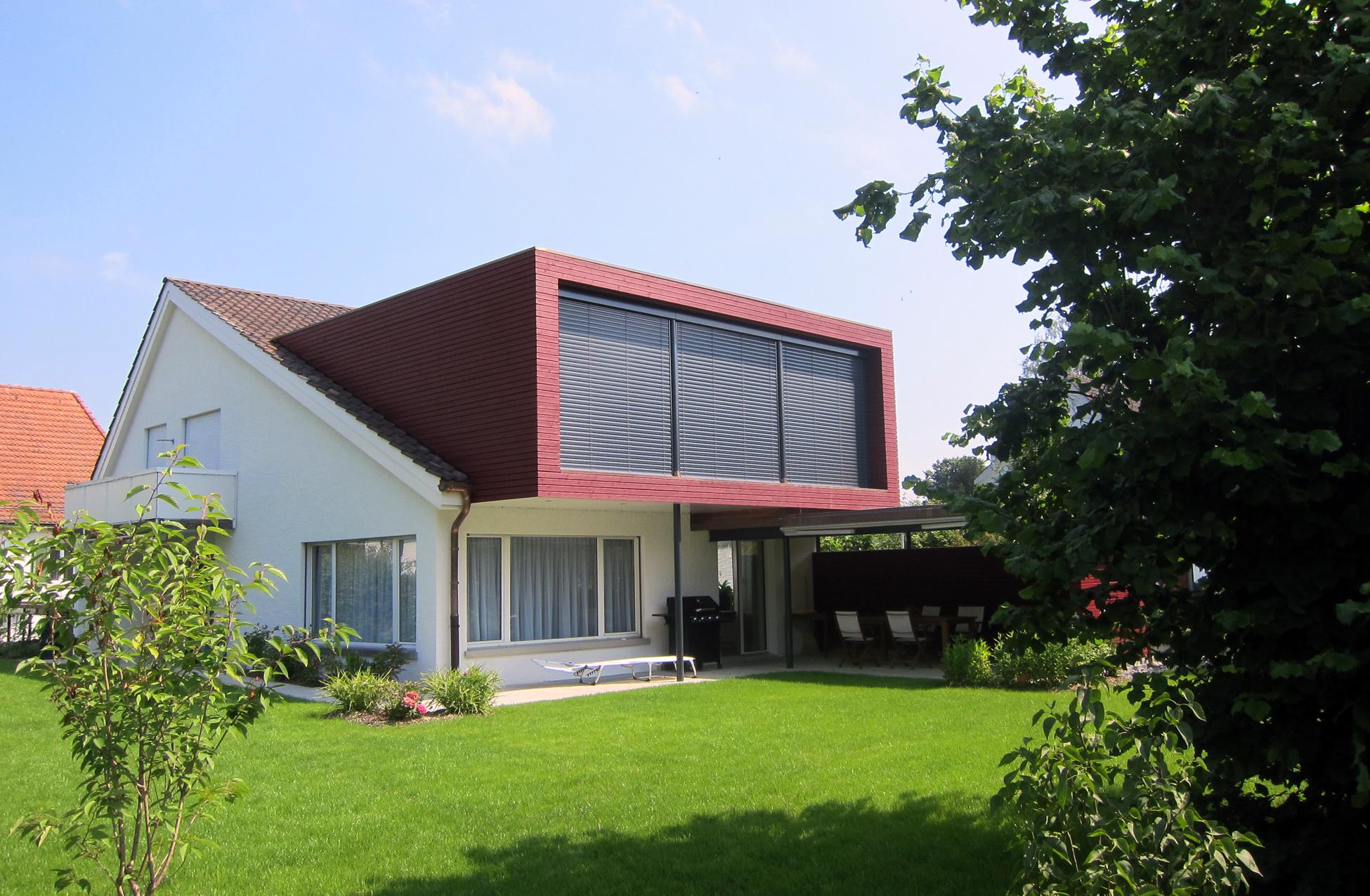 EFH Rossistrasse, Thalwil
