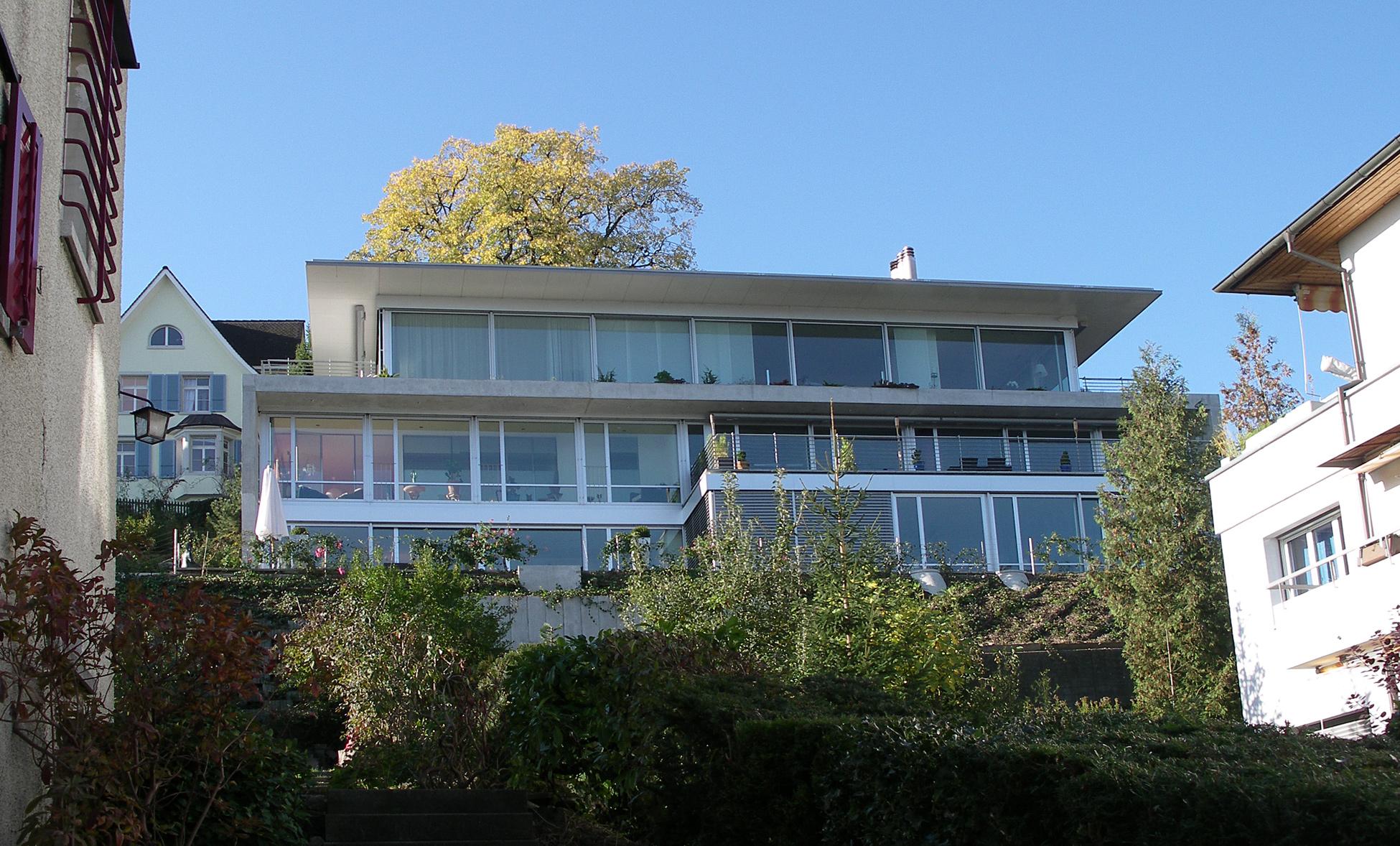 MFH Isisbüelstrasse, Thalwil