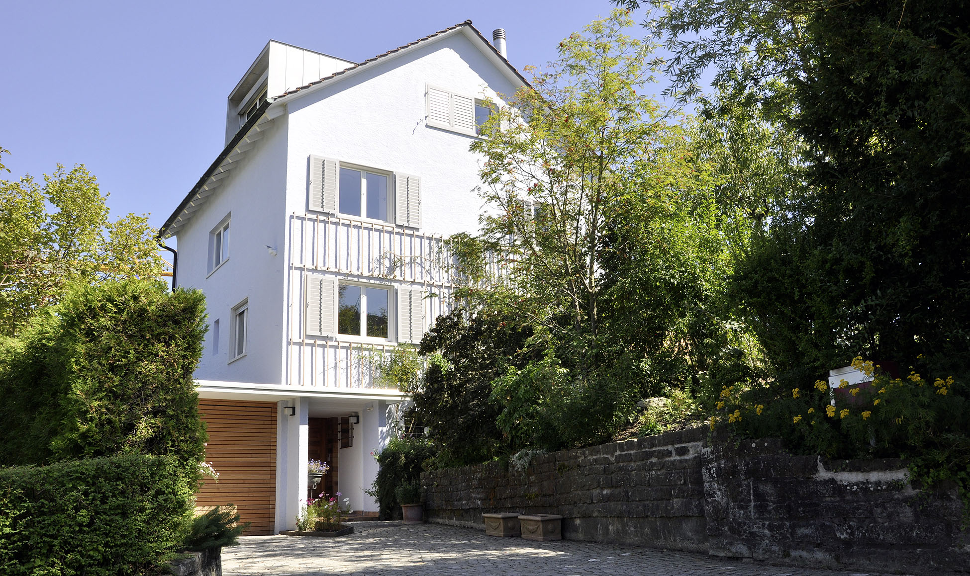 EFH Büelhaldenweg, Oberrieden