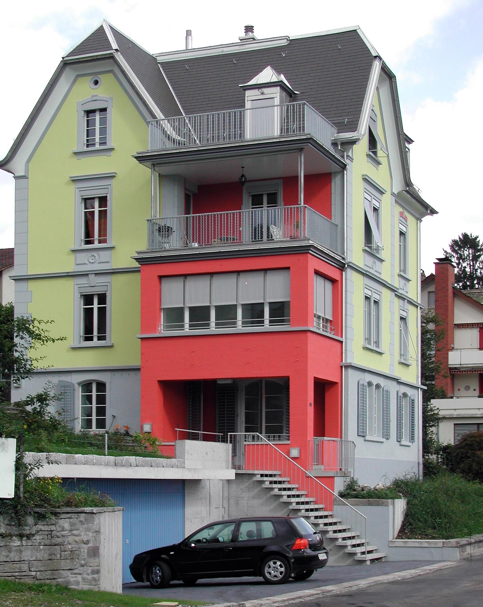 MFH Böndlerstrasse, Kilchberg