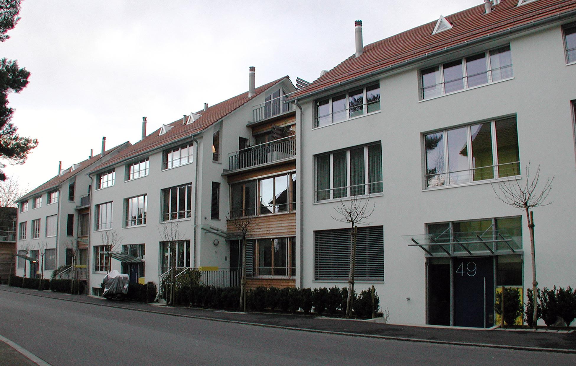 Überbauung Dorfstrasse, Thalwil