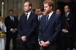 Prince Harry's Trauma and Bravery
