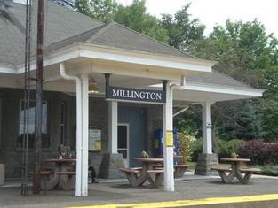 Millington Station
