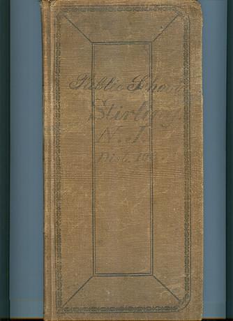 19th Century School Board Minutes