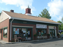 Old Meyersville Cafe