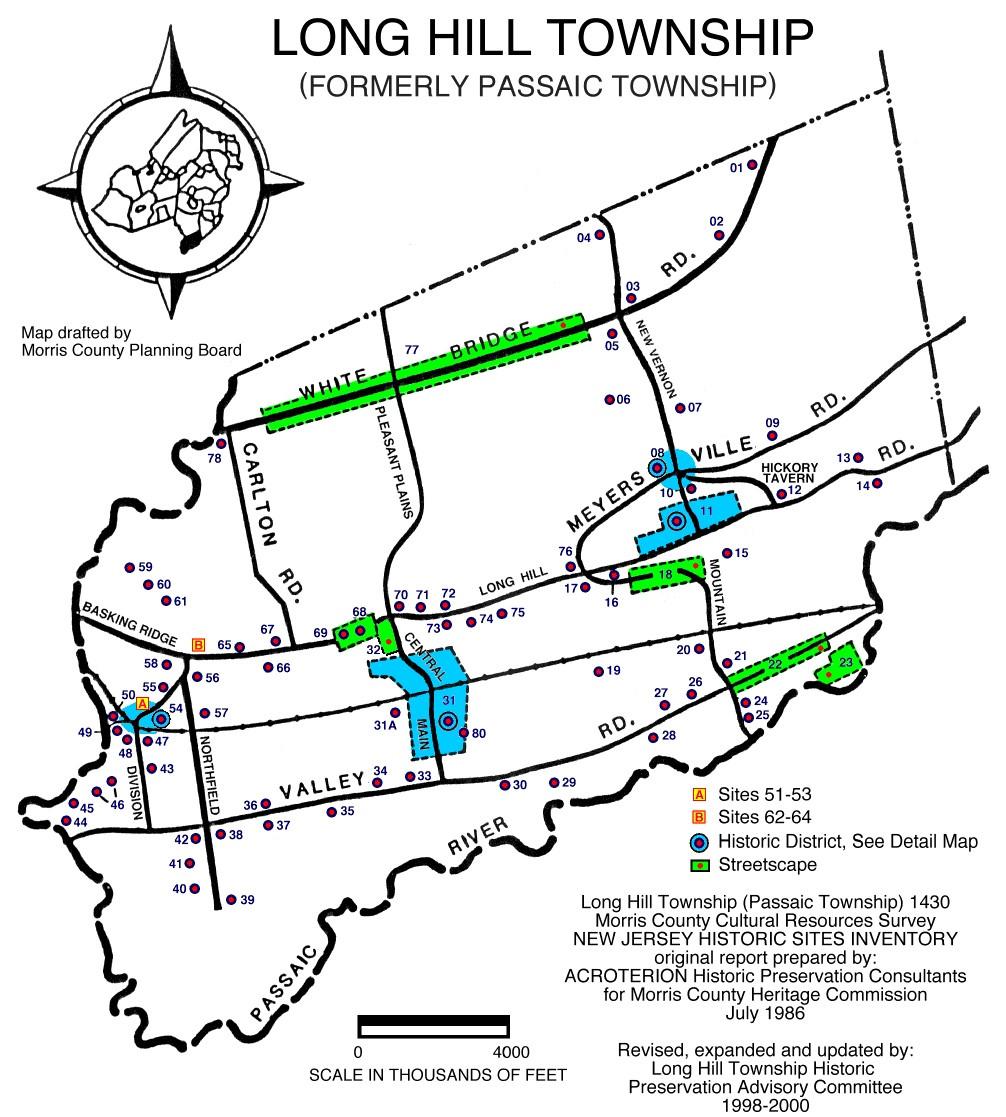 1997 Historic Sites