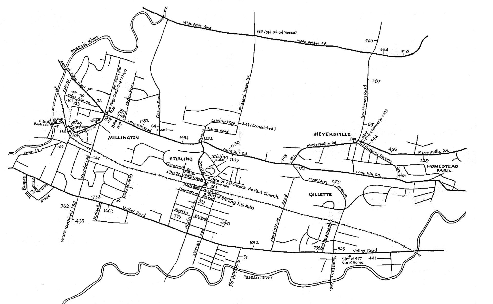 1984 Historic Sites