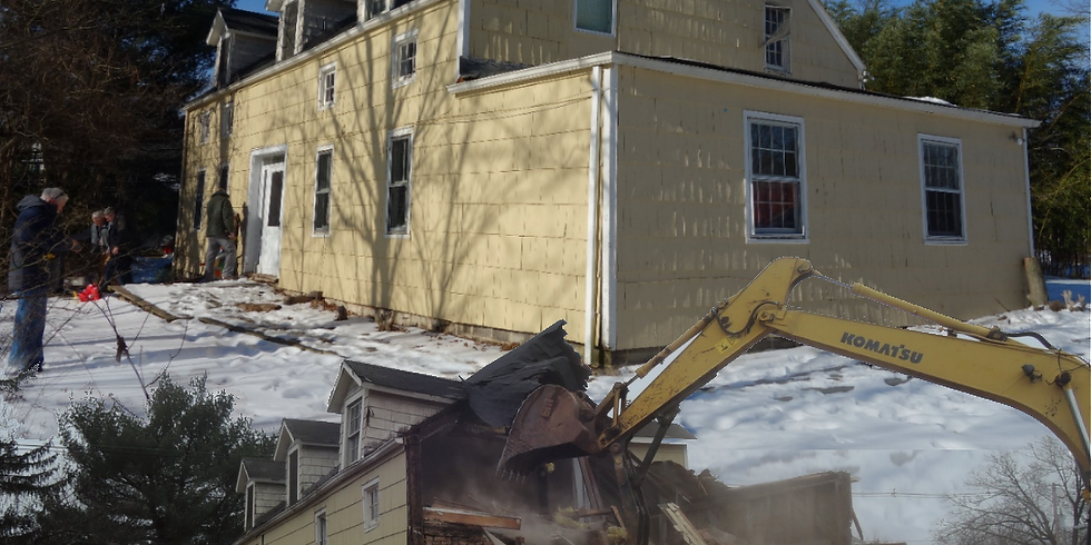 57 Plainfield Road - Uncovering History