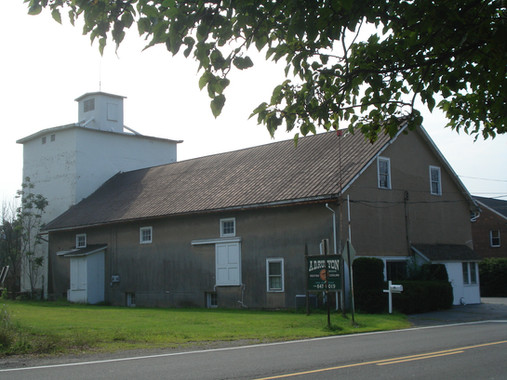 Old Runyan Mill