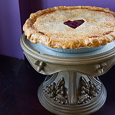 Tart & Sweet Cherry Pie