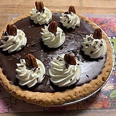 Ghirardelli Chocolate Cream Pie