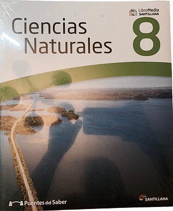 Ciencias Naturales 8 SANTILLANA