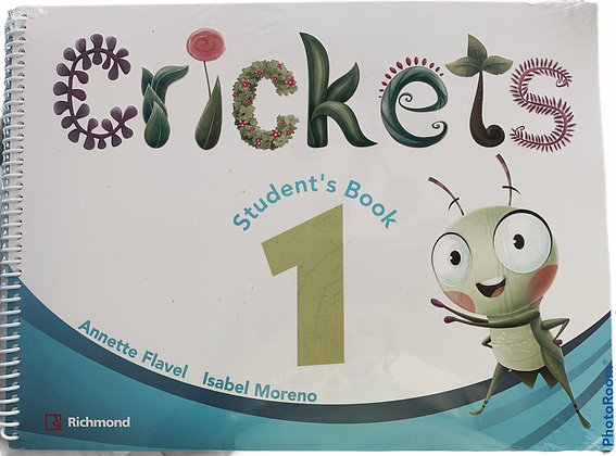 Crickets Student's Book 1