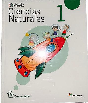 Ciencias Naturales 1 SANTILLANA