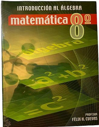 Matemática 8 Introducción al Álgebra