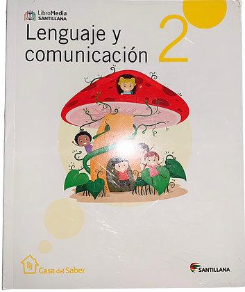 Lenguaje y Comunicación 2 SANTILLANA