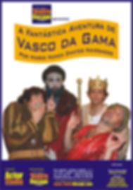 A Fantástica Aventura de Vasco da Gama Teatro Bocage