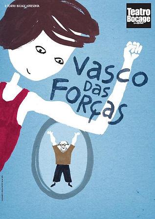 Vasco das Forças Teatro Bocage