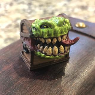 Chest Monster