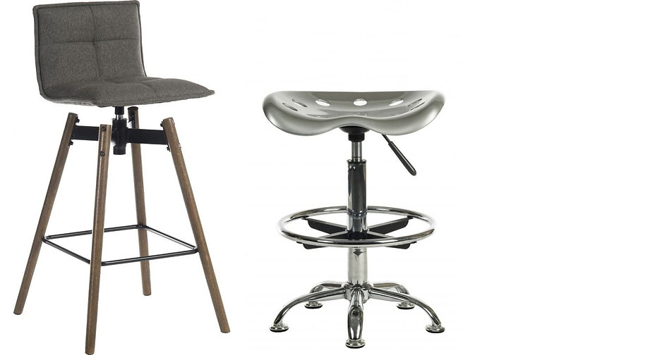 Industrial Chairs, Industrial Stools