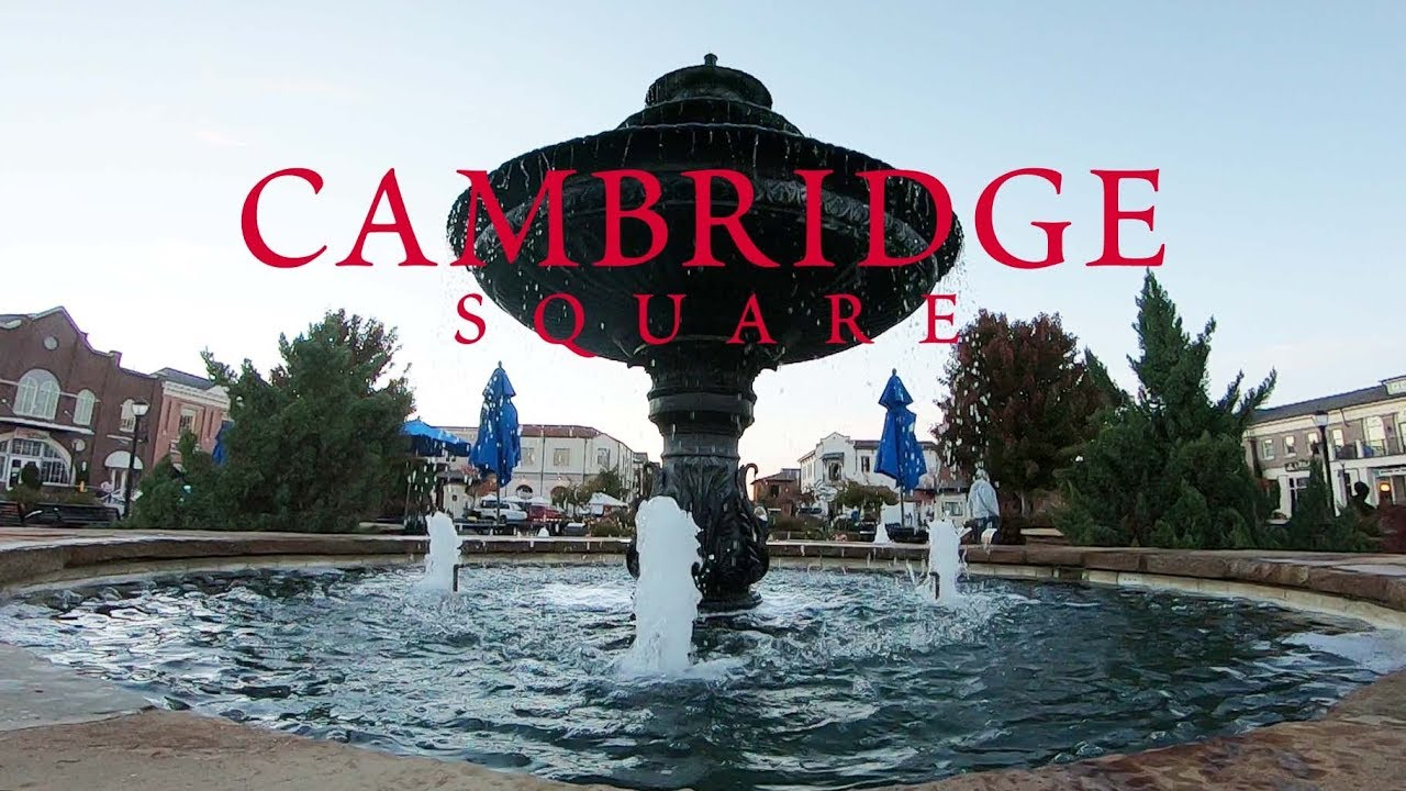 Cambrdige Square Location