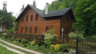 Cottage in Carpatian Montais