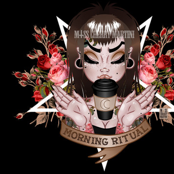 Ritual Series By Miss Cherry Martini Available in my RedBubble, Tee Public Stores. Prints Available Via Facebook Fanpage SHOP ALBUM while stocks last.