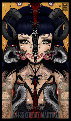 Artwork By Miss Cherry Martini Available in my RedBubble, Tee Public Stores. Limited Edition Items Available in my Etsy till Sold Out.