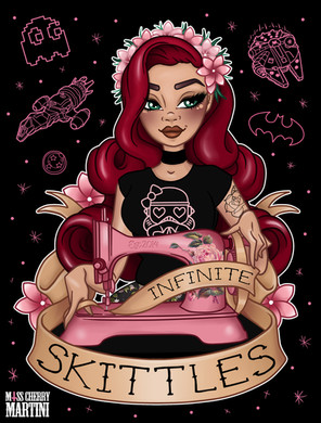 Logos By Miss Cherry Martini