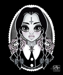 By Miss Cherry Martini Available in my RedBubble and TeePublic Stores. Also Available LImited Edition in my Etsy Store!