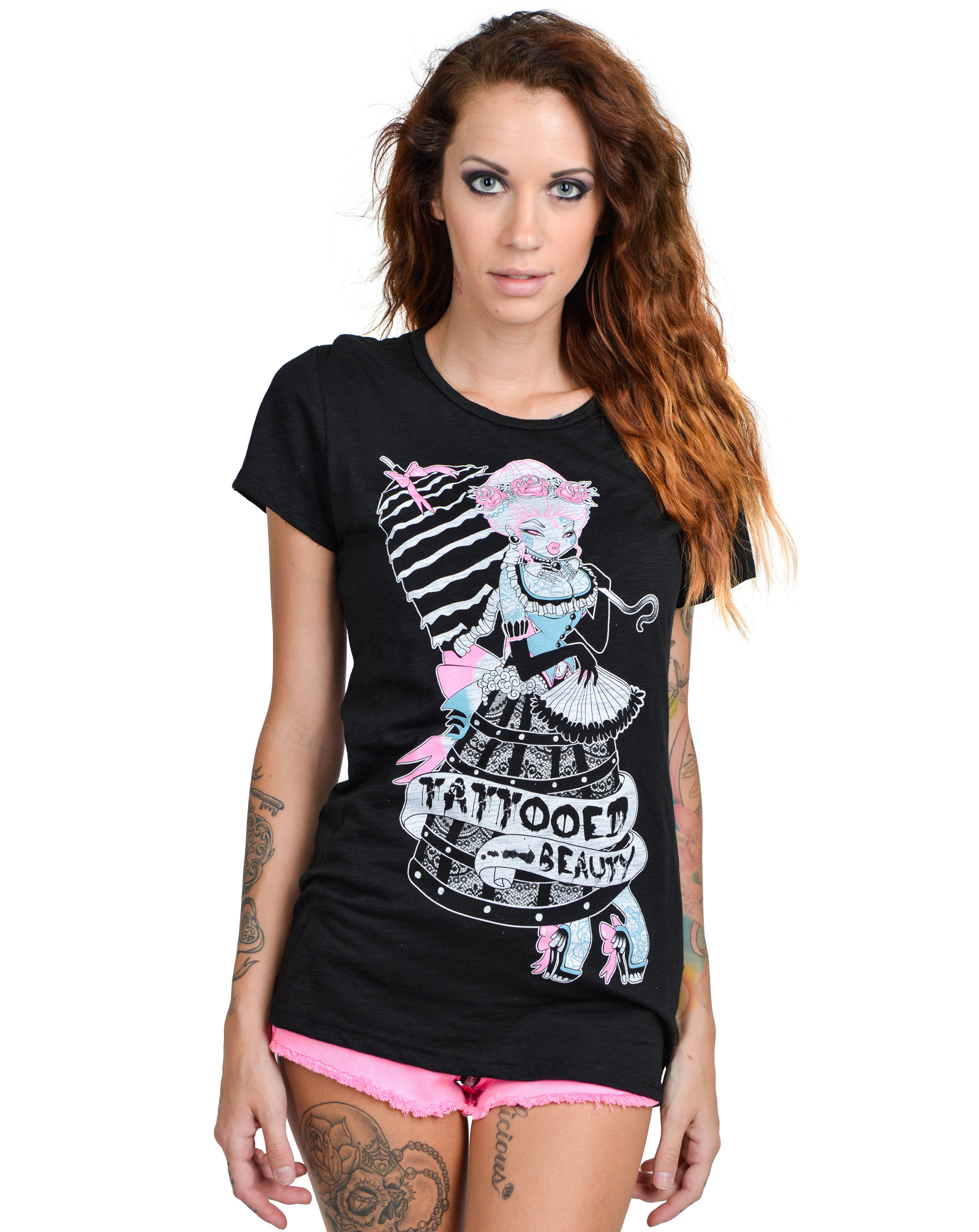 Tattooed Beauty Tee