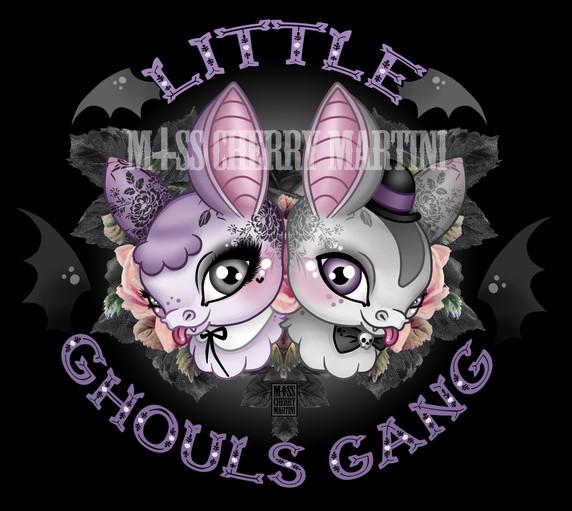 Little Ghouls Gang Logo