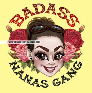 BADASS NANAS