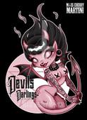 Devils Darlings Logo