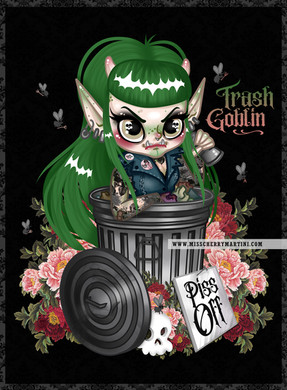 Trash Goblin