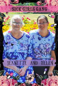 Jeanette and Helen