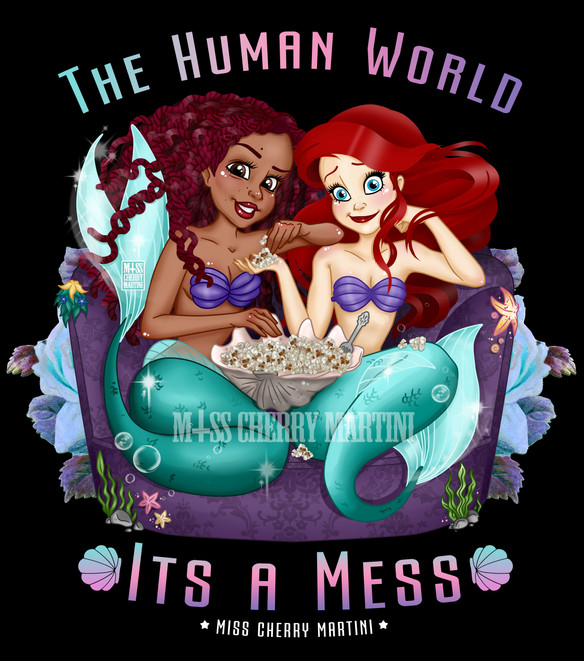 The Human World, Its a Mess!