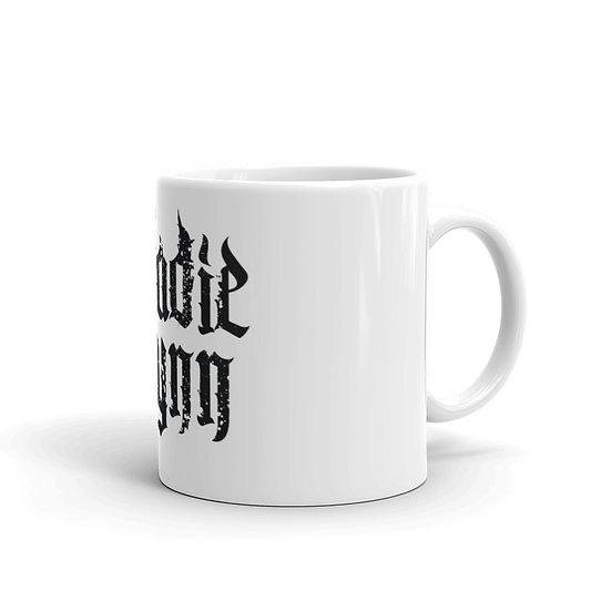 Kadie Lynn White glossy mug