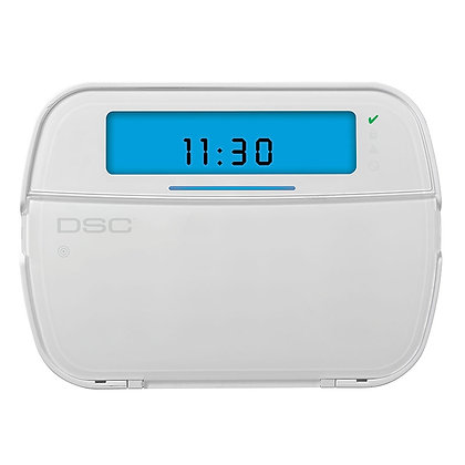 ICON Hardwired Alarm Keypad with Built-in PowerG