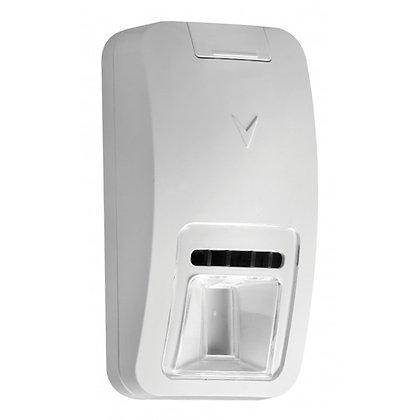 Wireless PowerG Dual Motion Detector