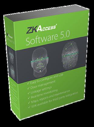 ZKAccess 5.3 Panel Software