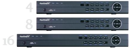 HD Analog Digital Video Recorders