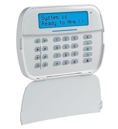 Wireless Full Message PowerG 2-Way Security Keypad