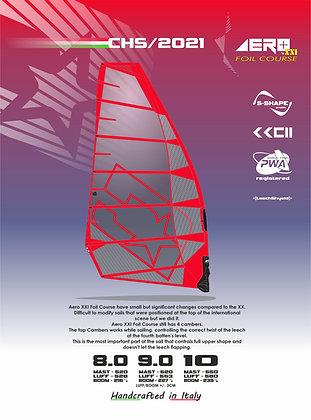 Challenger sails Aero Foil 2021