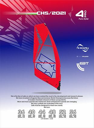 Challenger sails 4Pro 2021