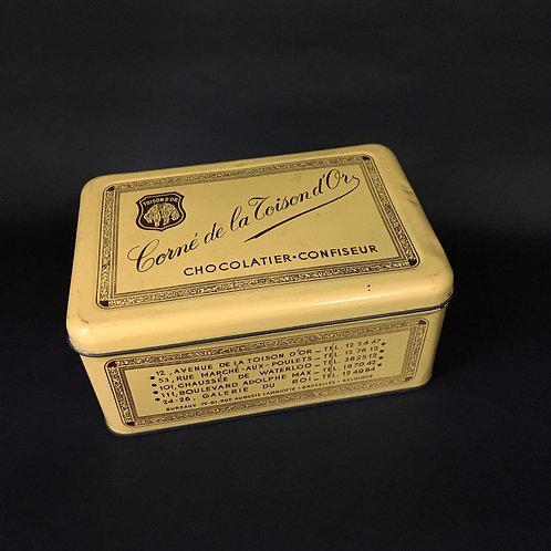 ベルギーtin缶